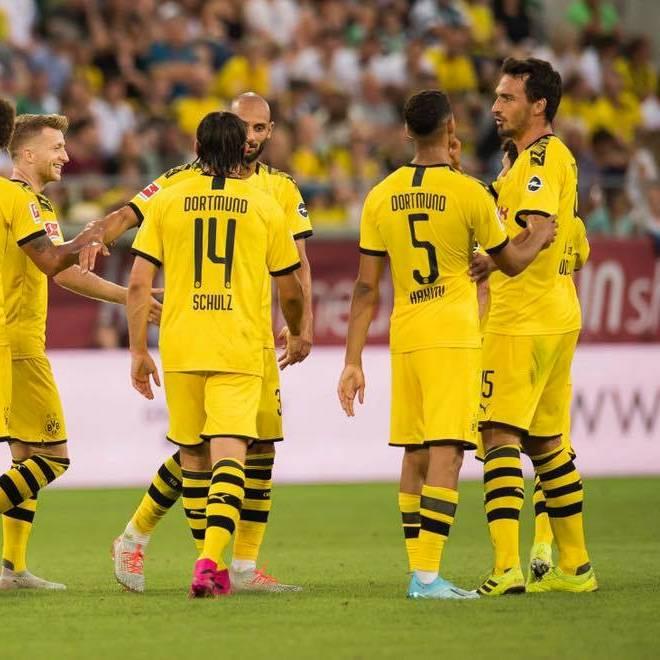 Borussia Dortmund Slavia Prag