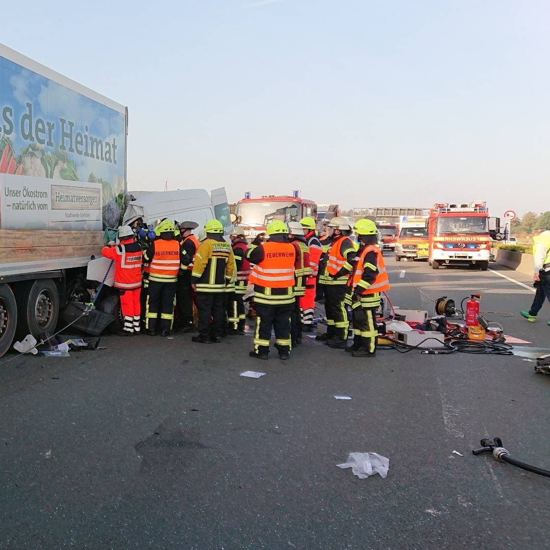 Unfall Gestern A1