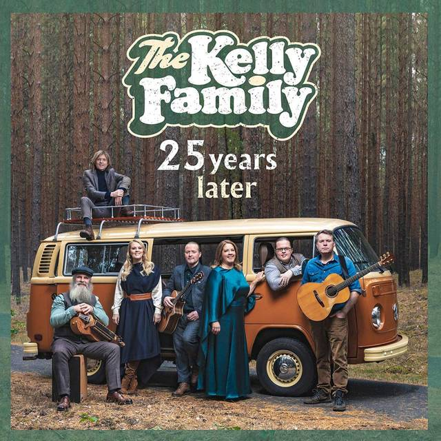 Albumcover der Kelly Family.