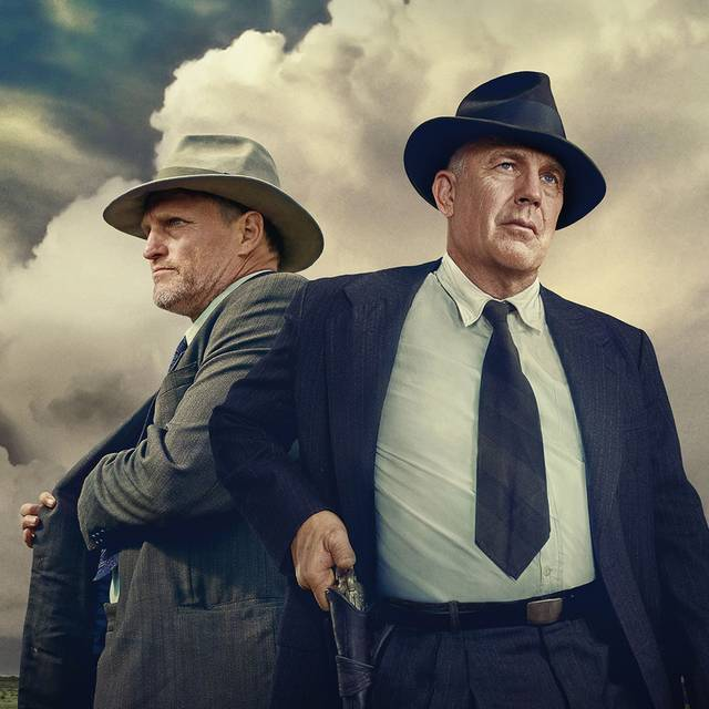 "Filmposter ""The Highwaymen"""