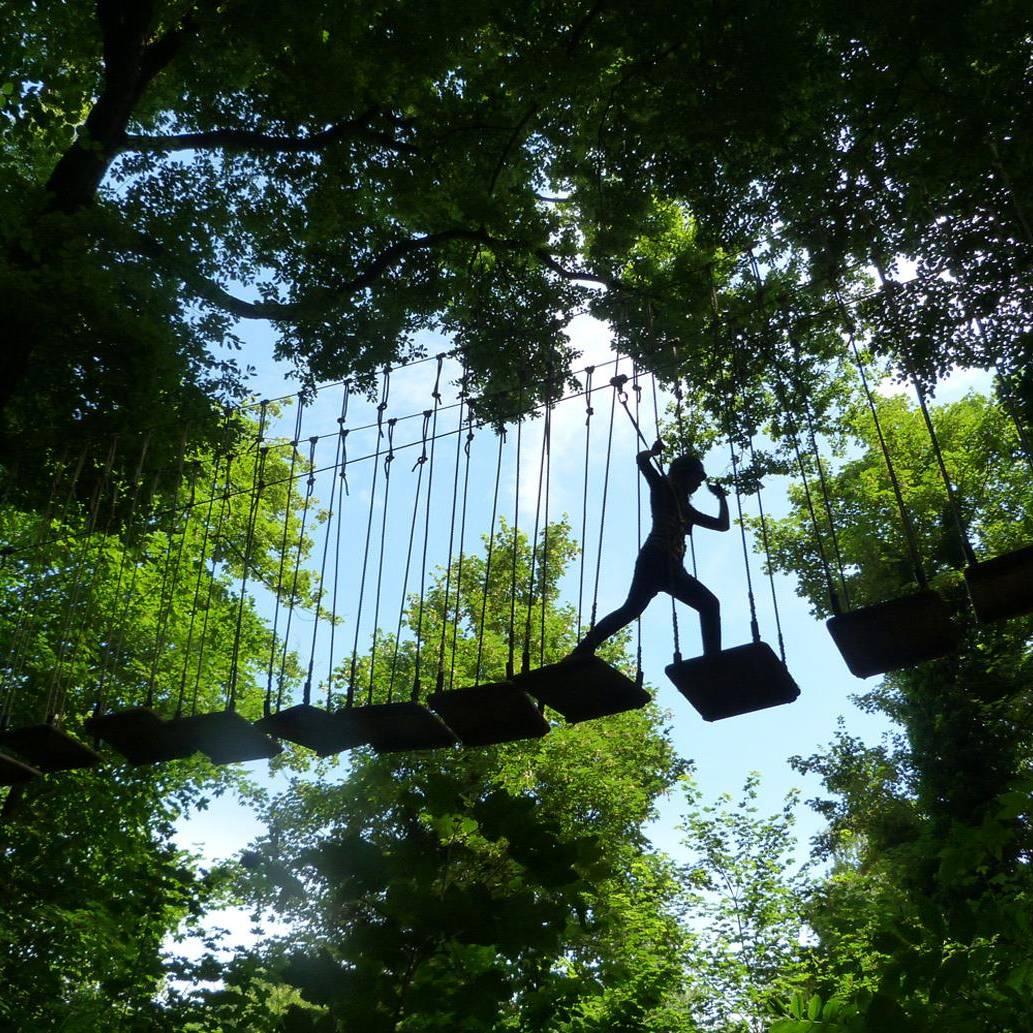 Nach Corona-Pause: Kletterwald Freischütz in Schwerte