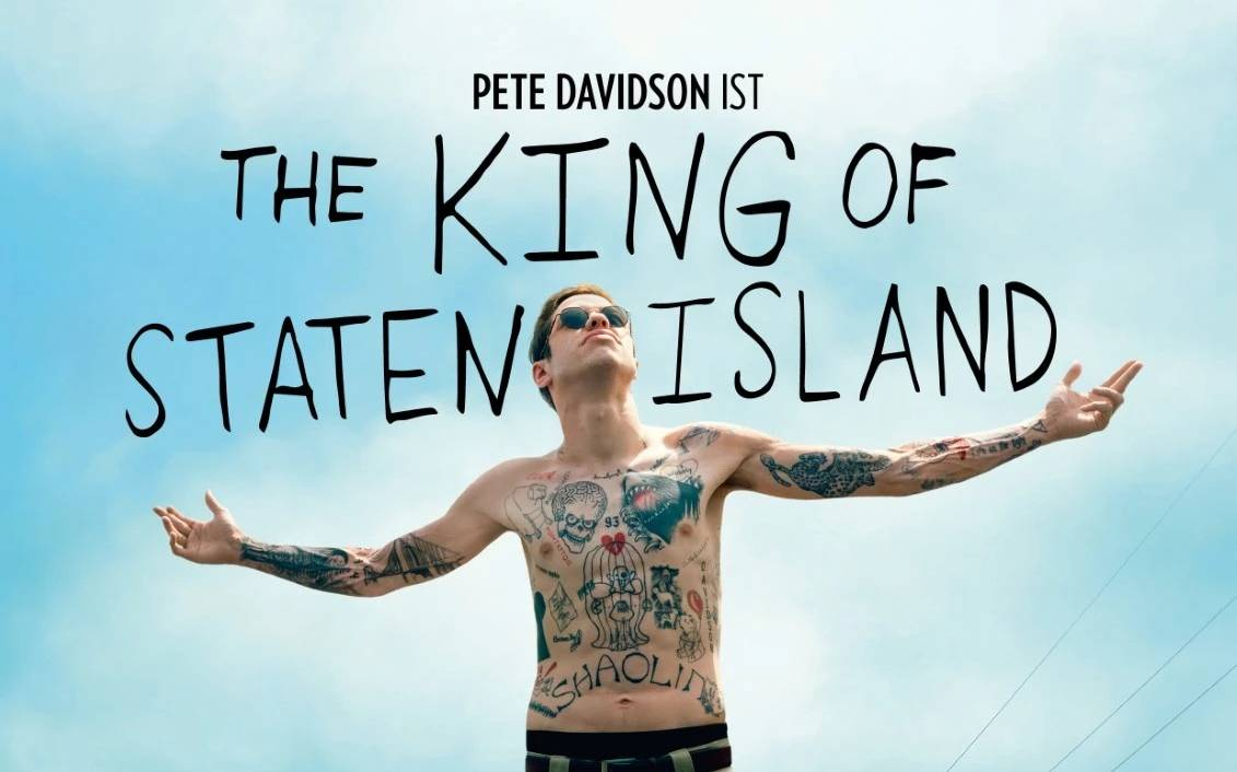 "Filmposter von ""The King of Staten Island"""