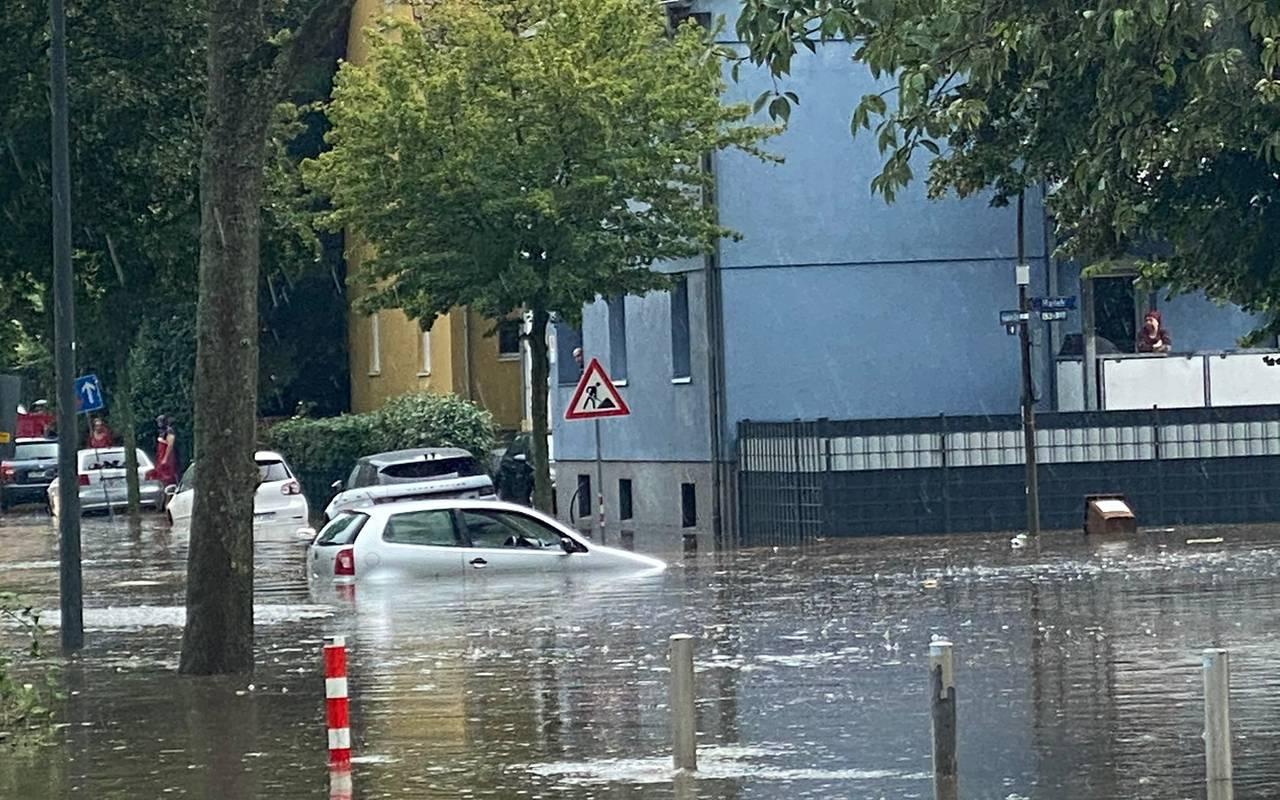Unwetter In Dortmund