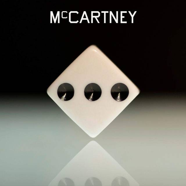 "Albumcover von Paul Mccartney ""III"""