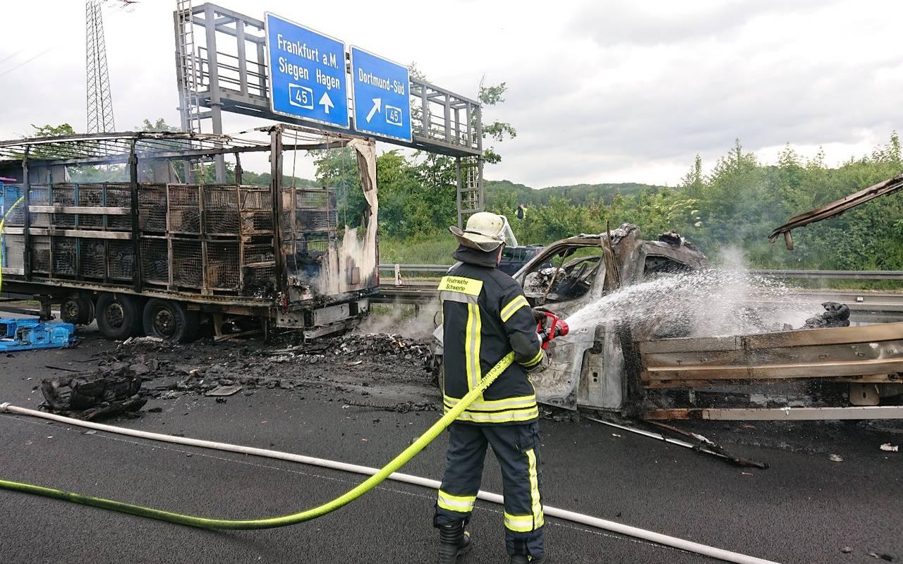 Unfall A1 Köln Aktuell